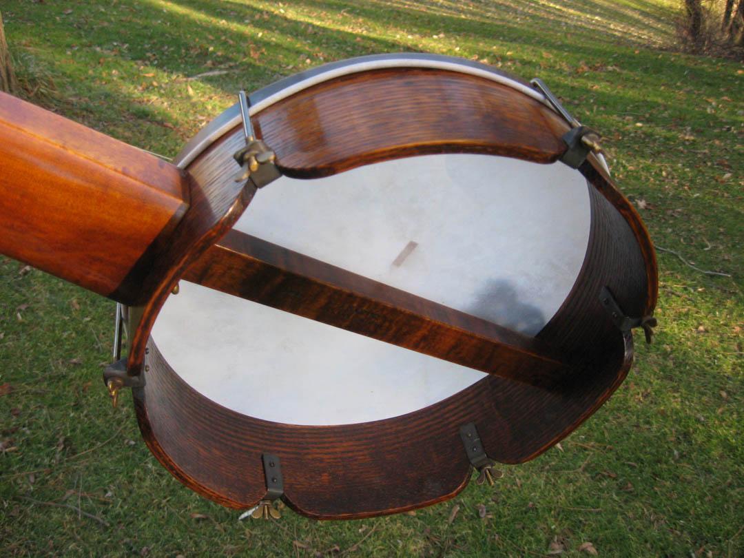 Hartel Minstrel banjo